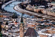 Europe winter Christmas / End of year travel  Austria: Vienna and Salzburg Czech Republic: Prague Slovakia: Bratislava  Hungary: Budapest
