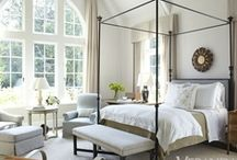 bedrooms / by Karah Pope / BURCH + MILLY DESIGNS