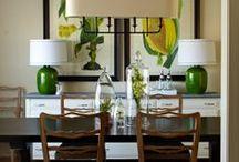 Interiors-Dining Room