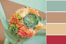 Color Palettes / by Consuelo Martínez