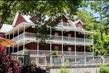 Favorite Spots to Go! / by Glen-Ella Springs Inn