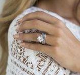 Chic Ring Stacks