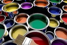 Color me LOUD / by Fran Fox