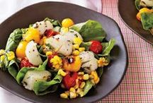 Salads / Recipes for salads that are nutritious and delicious. / by Coupons.com