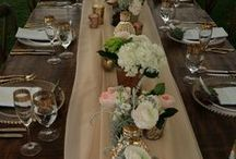 Centerpieces / by Glen-Ella Springs Inn