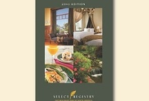 Select Registry & Inns we love / by Glen-Ella Springs Inn