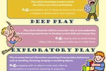 "Play Therapy Ideas /  ""You can discover more about a person in an hour of play than in a year of conversation."" ~ Plato / by HopSchipJump"