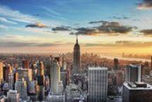 city livin'  / by Kelanie Greimann