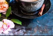 For the love of Chai / Come, let us have some tea and continue to talk about happy things. -Chaim Potok