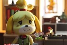 ACNL Isabelle/Shizue costume / by San Smith