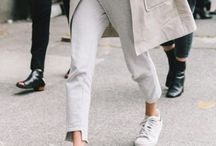 Style Archetype: Athleisure / Athleisure 2018 isn't about looking like you just came from the gym - it's a mash up style that melds sneakers for ease of movement with sharp, tailored lines, a slightly minimalist vibe and - most importantly - a dash of that certain je ne sais quoi.