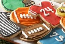 Football Birthday Party / Inspiration for football themed party