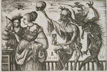 etchings/engravings