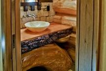 Bathrooms / by Leah Strid