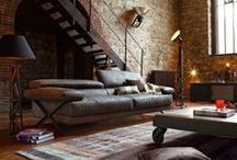 Family/Living/Media Rooms / by Leah Strid