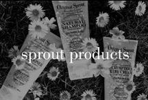 Original Sprout Products / Worry-Free Luxury for Babies & Up