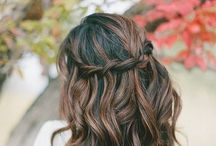 Hairstyle ideas and products