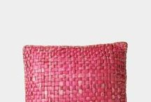Cusion & Pillows / and some poufs.  Here you will find the best and most fashionable collection of cushions on the entire Pinterest..ever