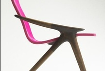 Designed Chairs №1 / by ULF G B☮HLIN