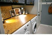 Laundry Room Ideas / by Amanda