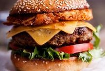 Simply Delicious : Burgers & Sandwiches / Ideas for burgers & sandwiches from Simply Delicious.