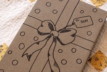Gift Wrapping / by Wendy Stoll