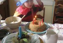 Celebrating Birthdays  / by Knotty Shenanigans