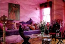 """BohoChic №3 / Regarding """"boho/eclectic styles are no rules - besides never become predictable or main stream."""