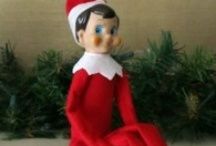 Elf on the shelf ideas / by Jessica Watts