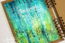 Craft: Mixed Media & Journaling / Mixed Media & Journaling How To's / by Connie Hewitt