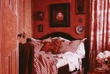 Bedrooms (Mixed styles)