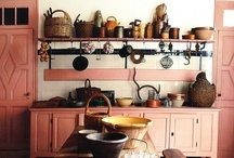 Kitchens (Rustic) / Also retro and vintage