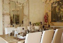 Dining room ideas / by Amanda