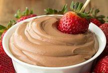 Yummy Dips / by Leah Strid