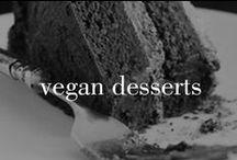Vegan Dessert / Yummy and good for you!