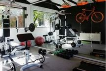 Home Gym / Ideas for our home gym
