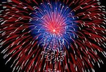 Memorable: Independence Day / 4th of July, Past and Present. Fireworks and Food / by Lennie Barnes