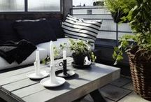 Outdoor Living / by Tara Arbogast