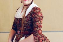 Historical Fashion / by Julie Hudson Davis