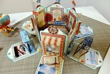 Craft: Paper Projects / Papercrafts-3D, Origami,  (Not Cards or Scrap) / by Connie Hewitt