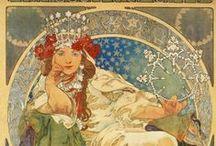 Art Nouveau / All Things Art Nouveau / by Connie Hewitt
