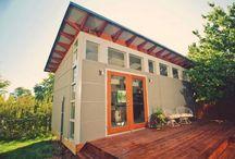 Outdoor Studio Workspaces