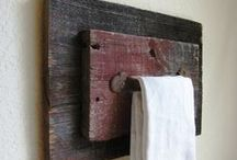salvaged & repurposed, rustic & primitive!!!!! / project ideas and home decor ideas from salvaged wood, very rustic & primitive.  (my go to board for project ideas I am dying to do myself one day!!)