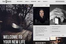Web-/Shop Design / It´s the stuff we love
