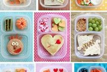 Back to School - Healthy Kid-Friendly Lunches  / Reinvent the boring brown bag with these healthy, delicious and kid friendly lunch ideas.
