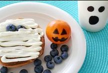 Spooky Healthy Halloween Treats