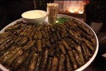 LEBANESE FOOD / WE PROMISE YOU nothing BUT traditional food. It has not been adulterated in any way. It is NOT AN ACQUIRED TASTE. It is mild, pleasant and, what is more, YOU'LL BE COMING BACK FOR MORE. Try it or you'll never know