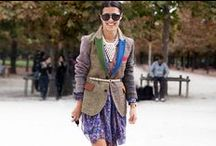 Fashion / Love her style...so perfect!!!