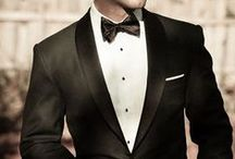 "Black Tie (Men & Women) / Taking the confusion out of ""Black Tie"" / by Diane Gottsman"