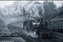 Railroad ~ Trains / by Don